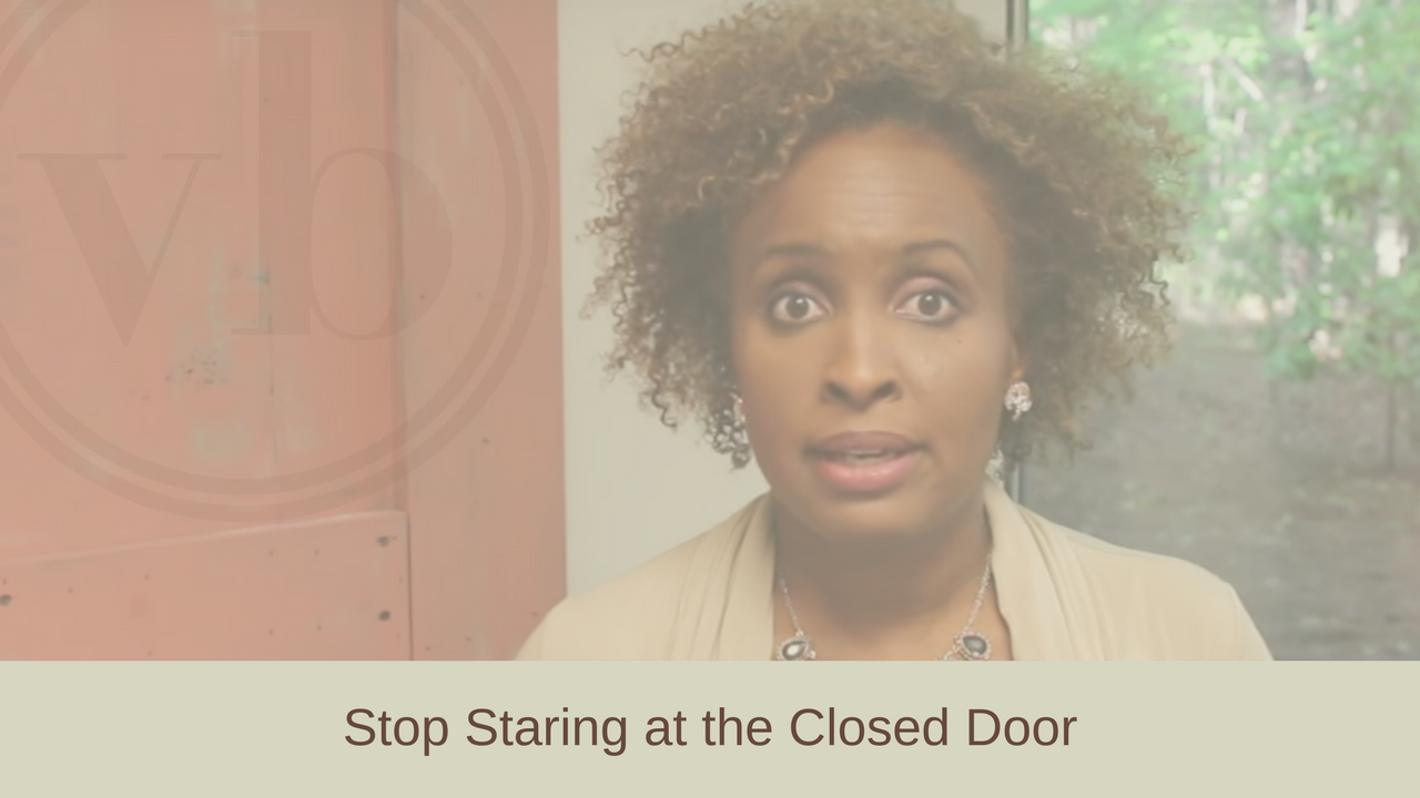 [FAN FAVORITE]: Stop Staring at the Closed Door