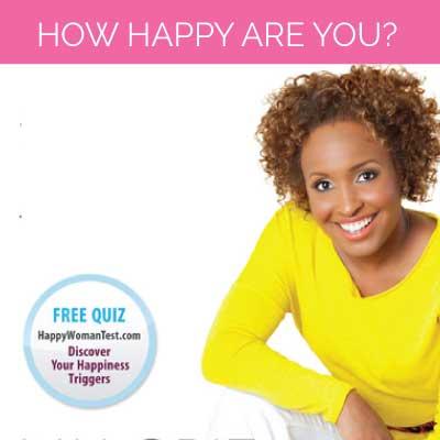 graphic regarding Happiness Quiz Printable identified as Pleasure Check out - Valorie Burton