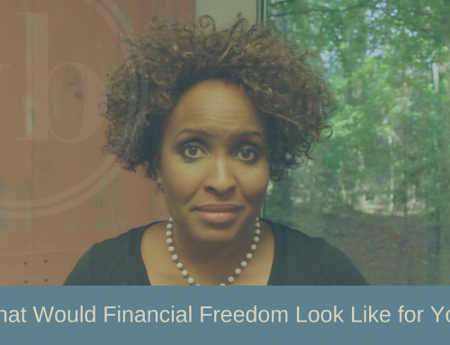 [FAN FAVORITE!!!] What would financial freedom look like for you?