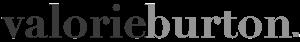 Valorie Burton Logo